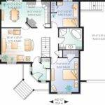 Eplans New American House Plan One Story Beauty Square Feet