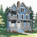 Eplans Queen Anne House Plan Delicate Victorian