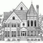 Eplans Queen Anne House Plan Old School Victorian Charm