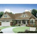 Eplans Ranch House Plan Square Feet Bedrooms