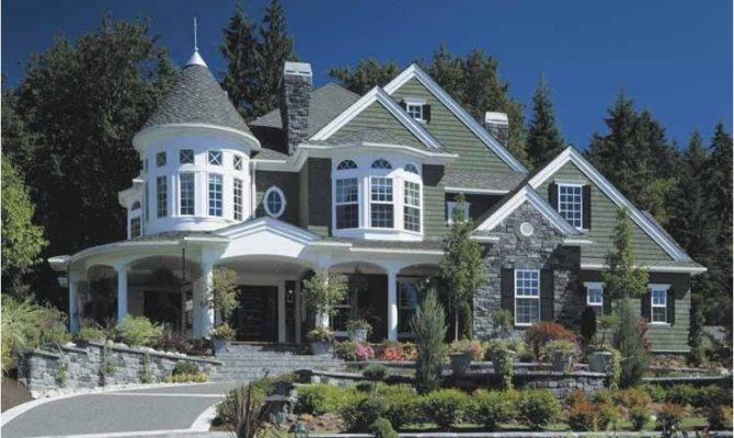 Eplans Victorian House Plan Traditional Facade Modern