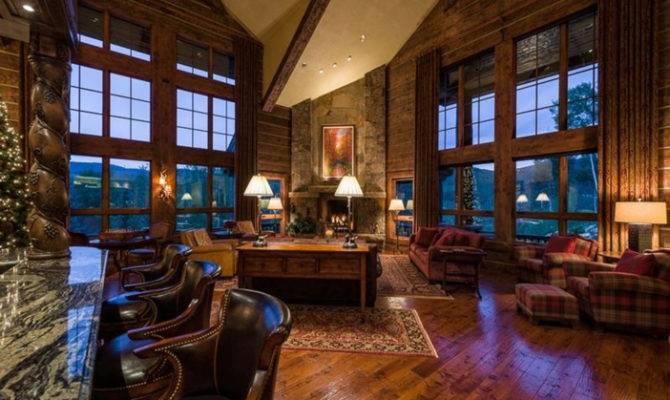 Estate Day Million Luxury Log Home Beaver