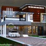 Eterior Design Modern Small House Architecture Building