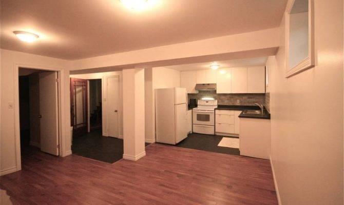 Etobicoke Beautiful One Bedroom Basement Apartment
