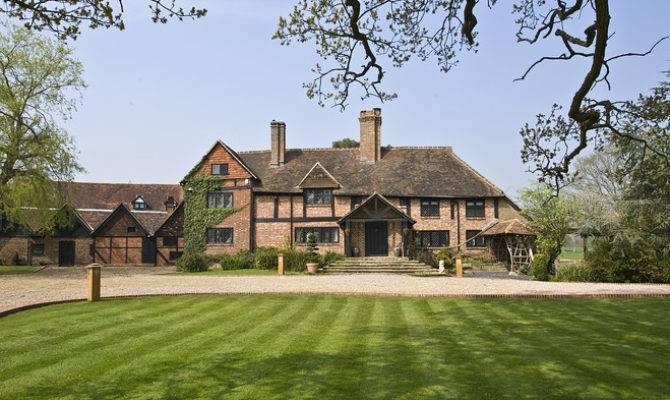 Europe House Day English Tudor Mansion Photos Wsj