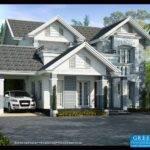 European Luxury House Plan Interesting Design Ideas