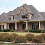 European Southern Traditional House Plan Here