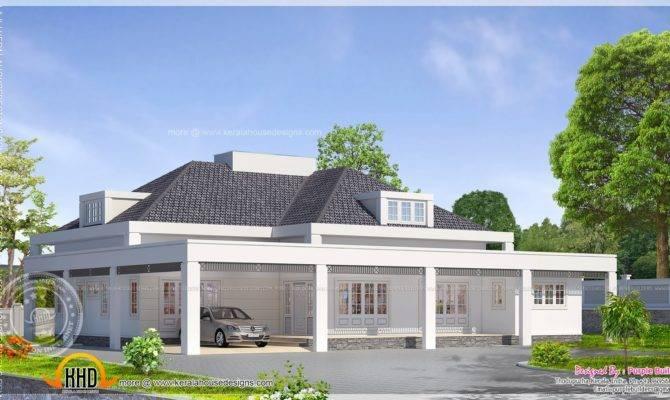 European Style Houses Floor Home