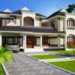 Evens Construction Pvt Ltd Modern Slope Roof House
