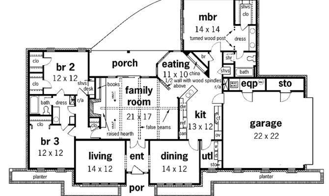 Ever Popular Floor Plan