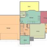 Example Floor Plan Home Draw Sample