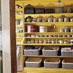 Excellent Photograph Above Other Parts Walk Pantry Designs