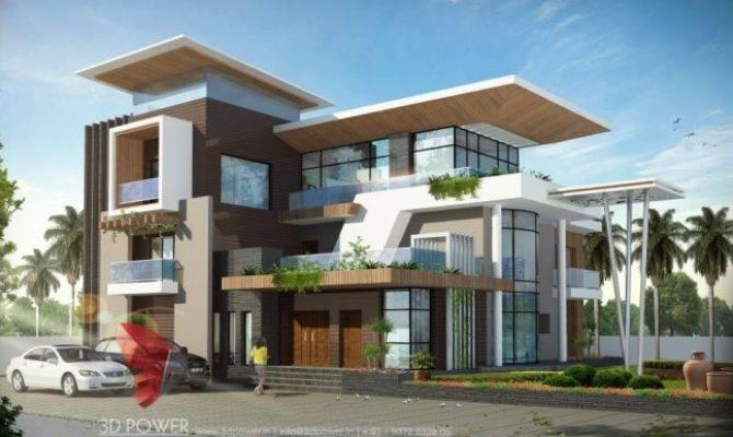 Exceptional Home Bungalow Architecture Designs
