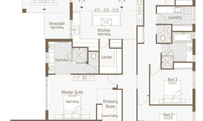 Exceptional Large Home Plans Floor House