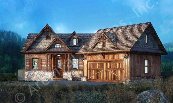 Exceptional Rustic Home Plans Lake House