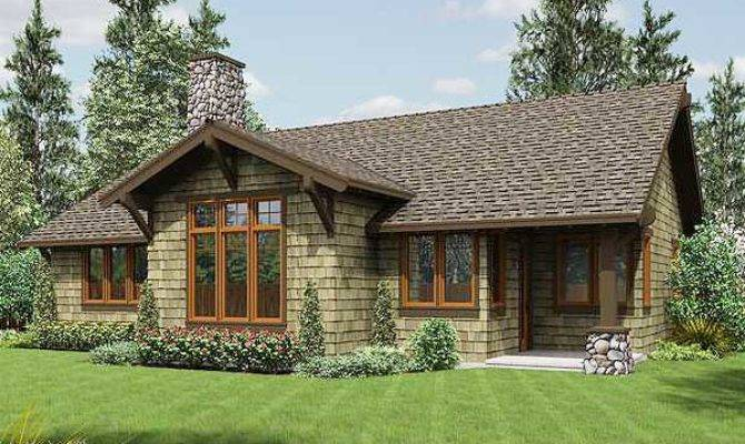 Exceptional Rustic Ranch House Plans Craftsman
