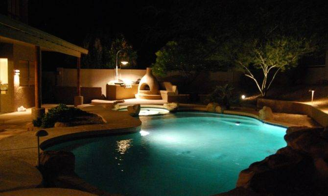 Executive Relaxed Living Home Pool Spa