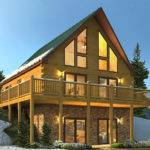 Expandable Chalet Modular Home Village Homes