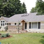 Expanding Ranch House Infill Addition Remodeling