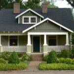 Exterior Colors Bungalows Craftsman Style Painting