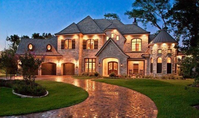 Exterior Dream Ranch Home Design Ideas Pinterest