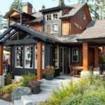 Exterior Home Colors Cedar Accents