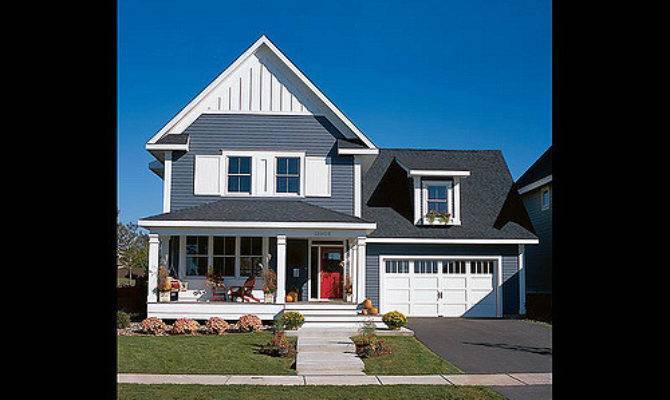 Exterior Home Designed Ron Brenner