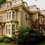 Exterior Painting Second Empire Victorian Ctartisan