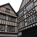 Exterior Tudor Architectural Features Smith Windows