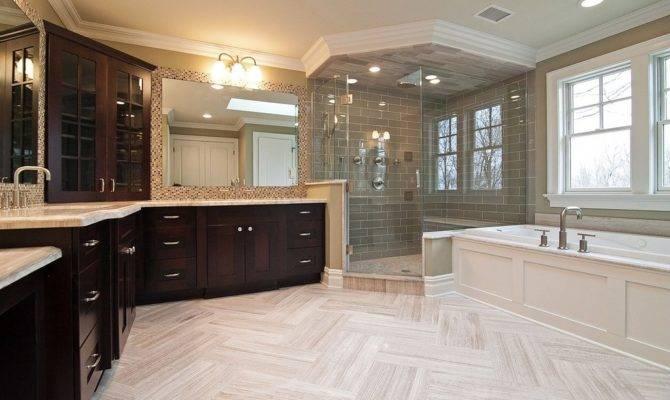 Extraordinary Master Bathroom Designs