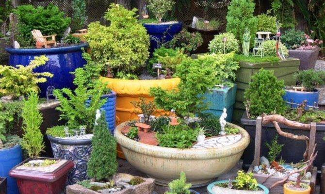 Fabulous Garden Decor Ideas Home Gardening