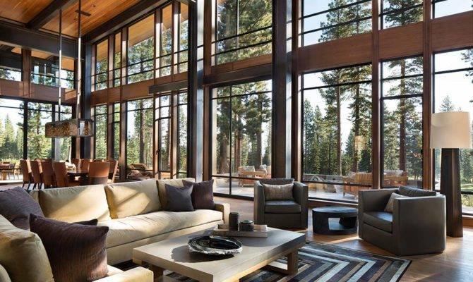 Fabulous Mountain Modern Retreat High Sierras