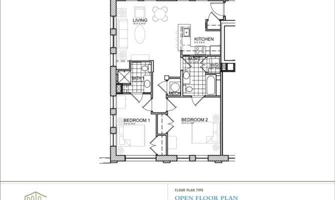 Fabulous Open Floor Plans