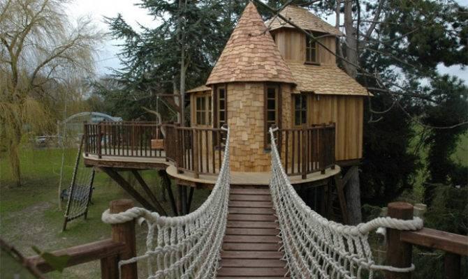 Fairytale Retreats Magical Blueforest Tree Houses