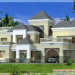 Fancy New Home Design Listed Villa Ideas