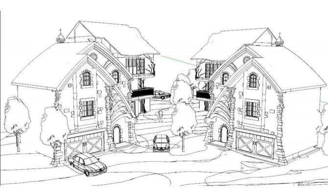Fantasy House Plan Willow Custom Home Designed