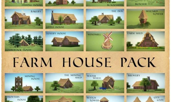 Minecraft Farmhouse Blueprints Inspiration Home Plans Blueprints