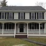 Farmers Porch Home Renovation Front Designs Original