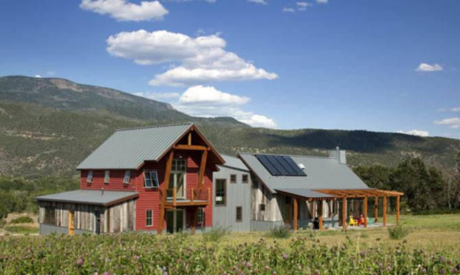Farmhouse Mining Architectural Vernacular Styles High Pitched