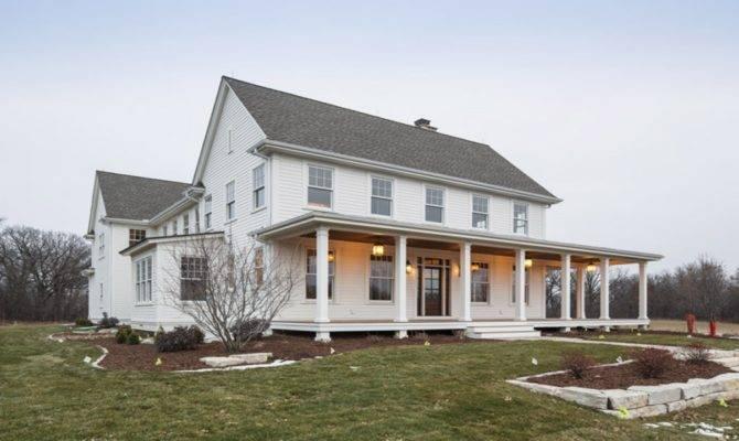 Farmhouse Plans Open Floor Plan Original