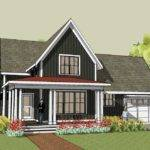 Farmhouse Plans Rural Area Modern Home Designs