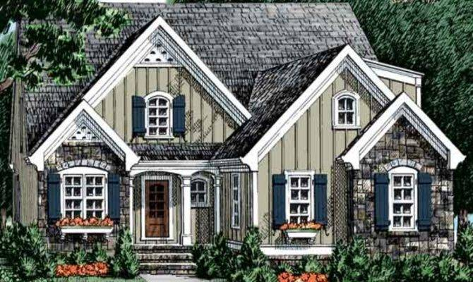 Farmhouse Southern Living House Plans