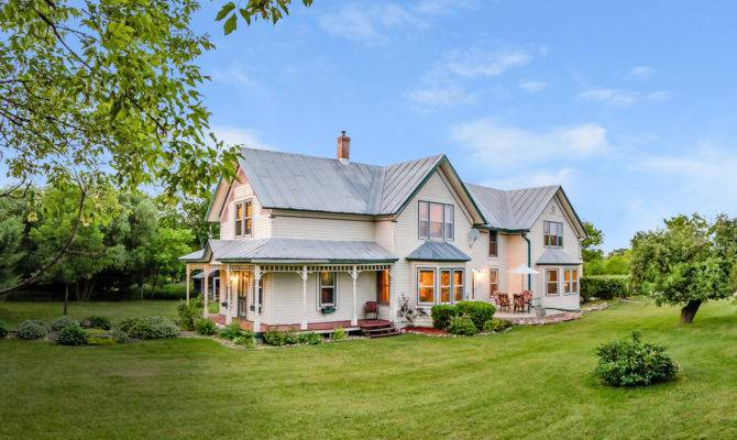 Farmhouses Sale Country Homes Every State