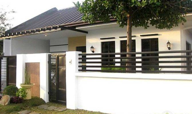 Fascinating Simple Modern Gate Designs Homes Also