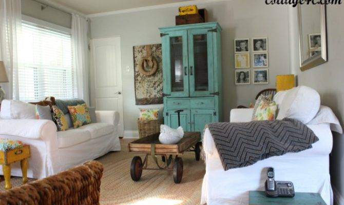 Favorite Room Savvy Southern Style Cottage