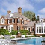 Featured Home Classic Brick Georgian Mansion Betterdecoratingbible