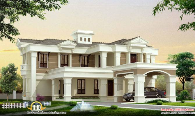 February Kerala Home Design Floor Plans