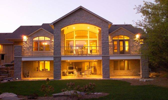 February Walkout Basement Home Plans