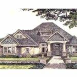 Feet Bedroom Bathroom Bungalow House Plans