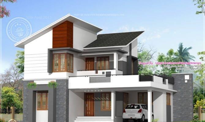 Feet Floor Plan Elevation House Design Plans